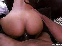 Petite black girl swallows big cock. Nadia Nicole